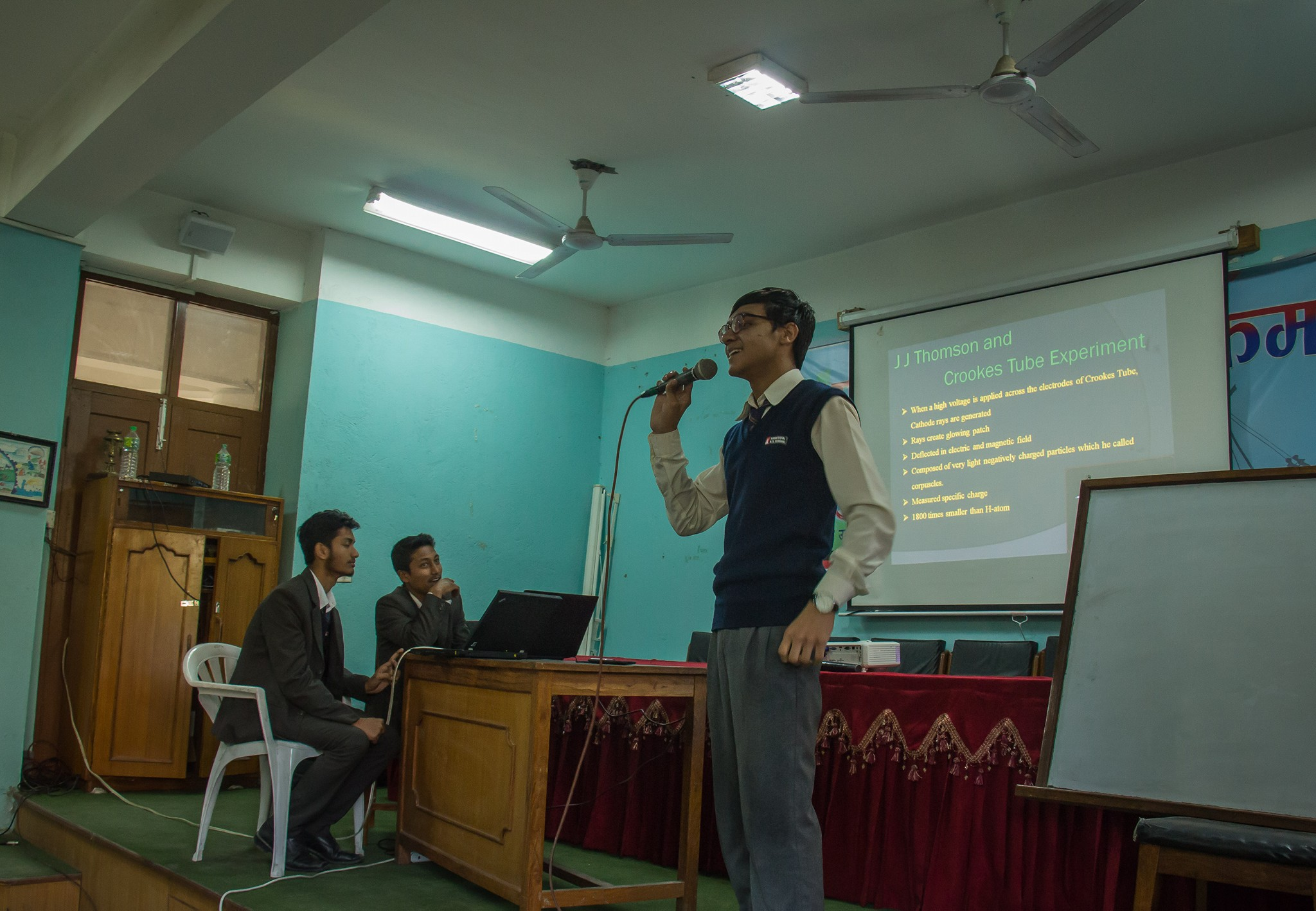 Students' Presentation Competition